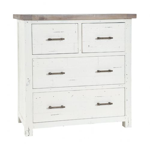 Purbeck 2 Over 2 Drawer Chest